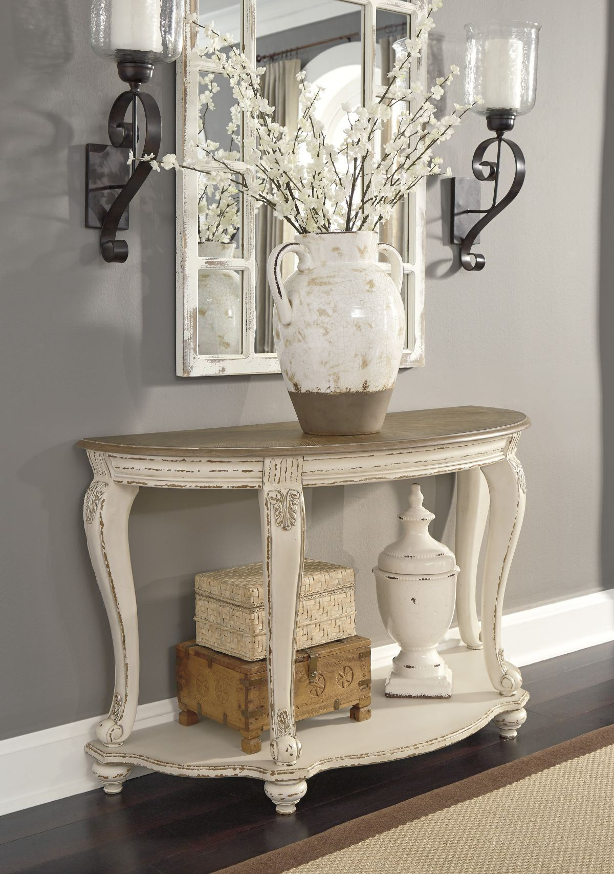 Picture of Realyn Console Sofa Table