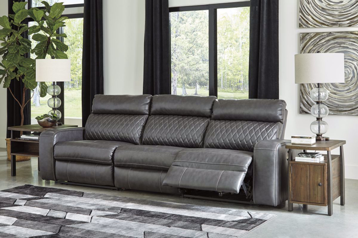 Picture of Samperstone Reclining Power Sofa