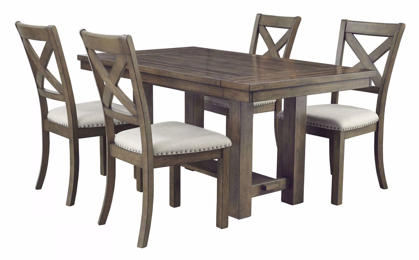 Picture of Moriville Table & 4 Chairs