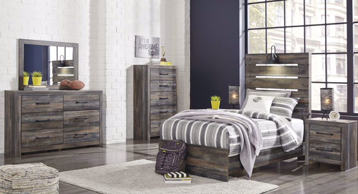 Picture of Drystan Twin Size Bed