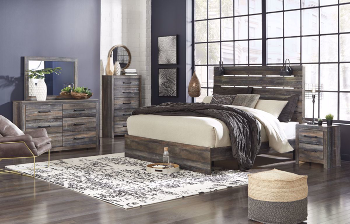Picture of Drystan King Size Bed