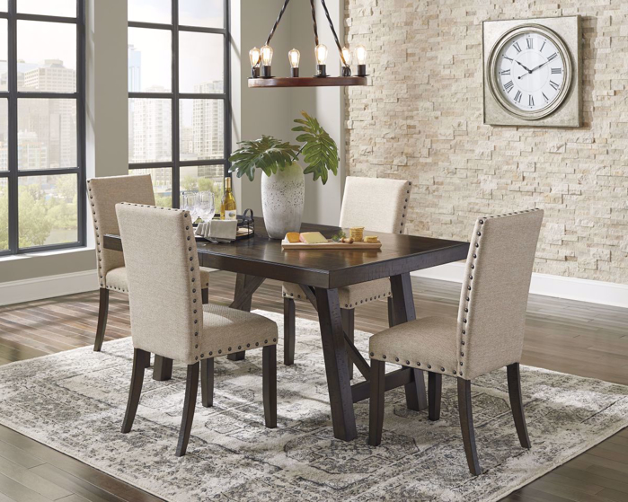 Picture of Rokane Table & 4 Chairs