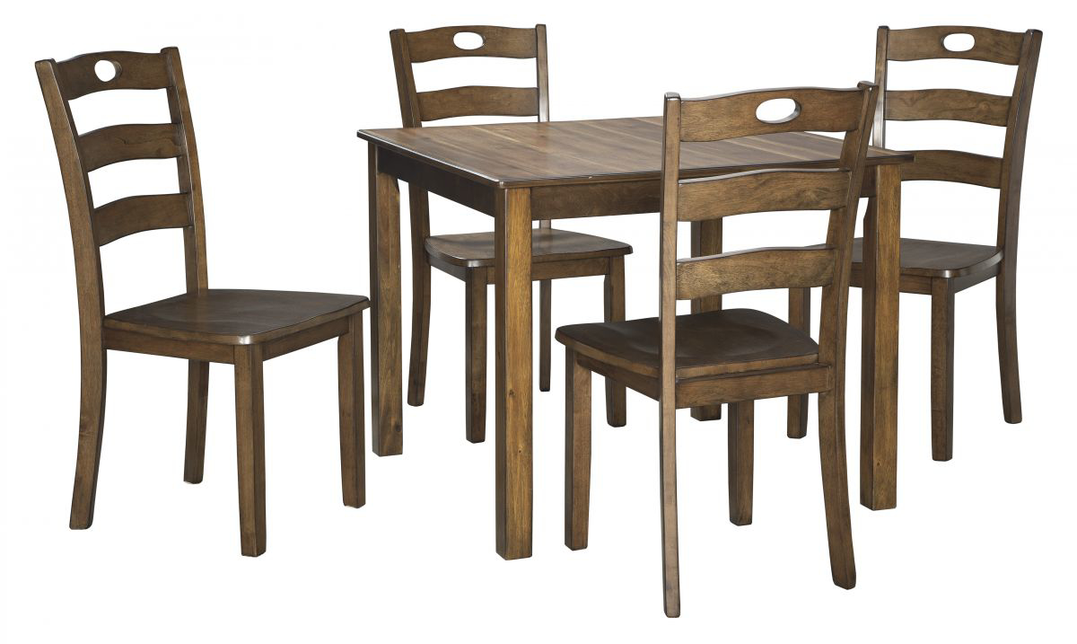 Picture of Hazelteen Table & 4 Chairs