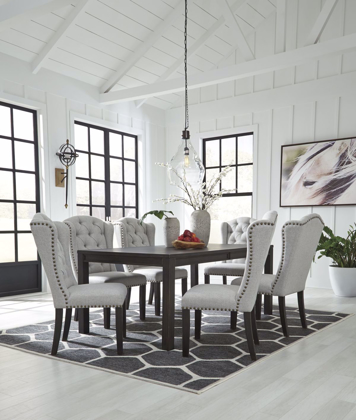 Picture of Jeanette Table & 6 Chairs