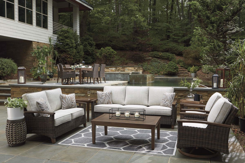 Paradise Trail Patio Loveseat