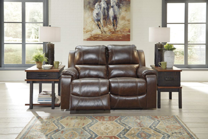 Picture of Rackingburg Reclining Power Loveseat