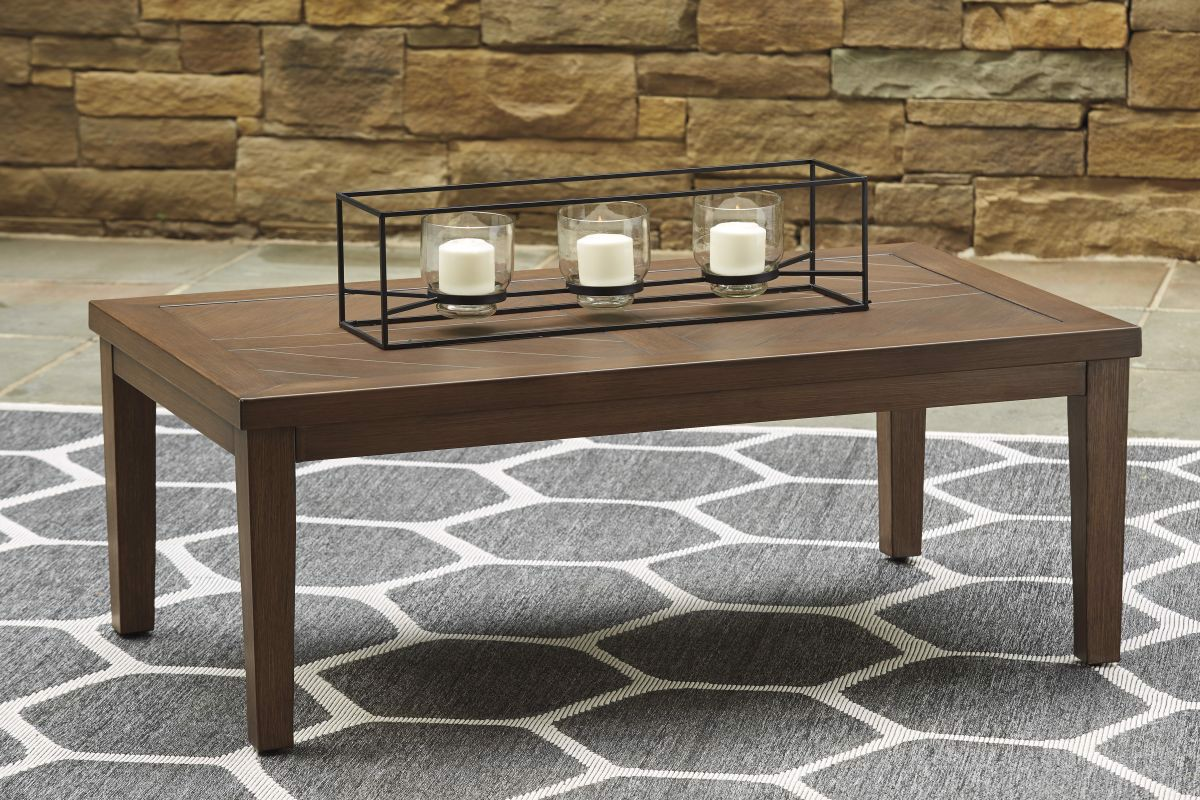 Picture of Paradise Trail Patio Coffee Table