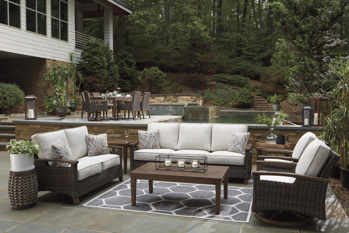 Picture of Paradise Trail Patio Sofa