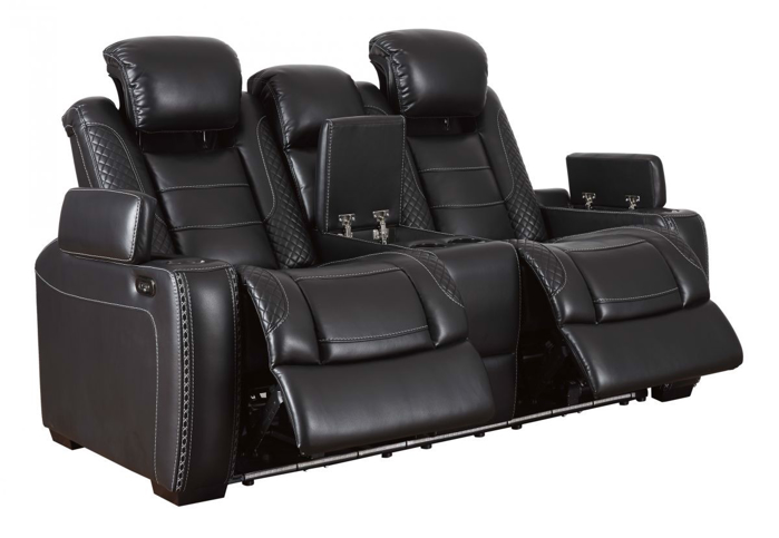 Picture of Party Time Reclining Power Loveseat