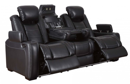 Picture of Party Time Reclining Power Sofa