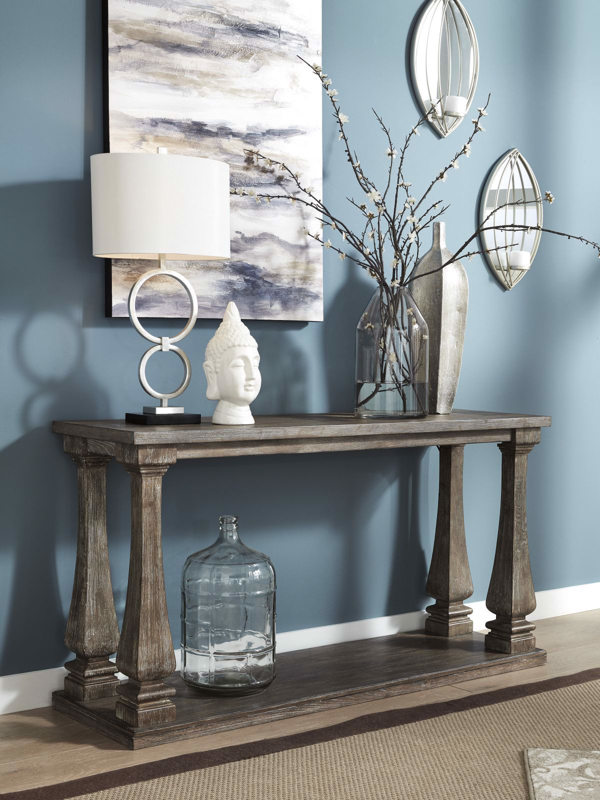 Johnelle Console Sofa Table