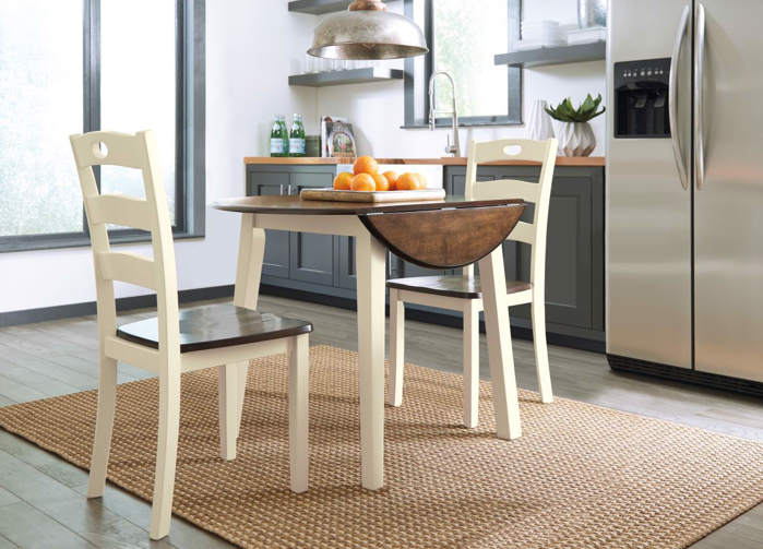Picture of Woodanville Table & 2 Chairs