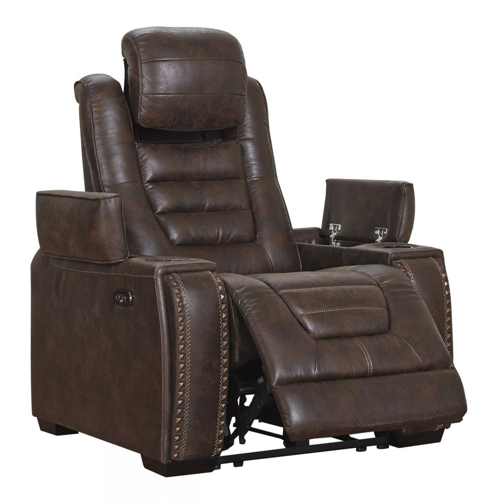 Picture of Game Zone Power Recliner