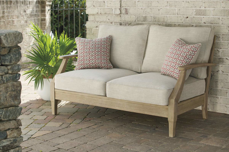 Clare View Patio Loveseat