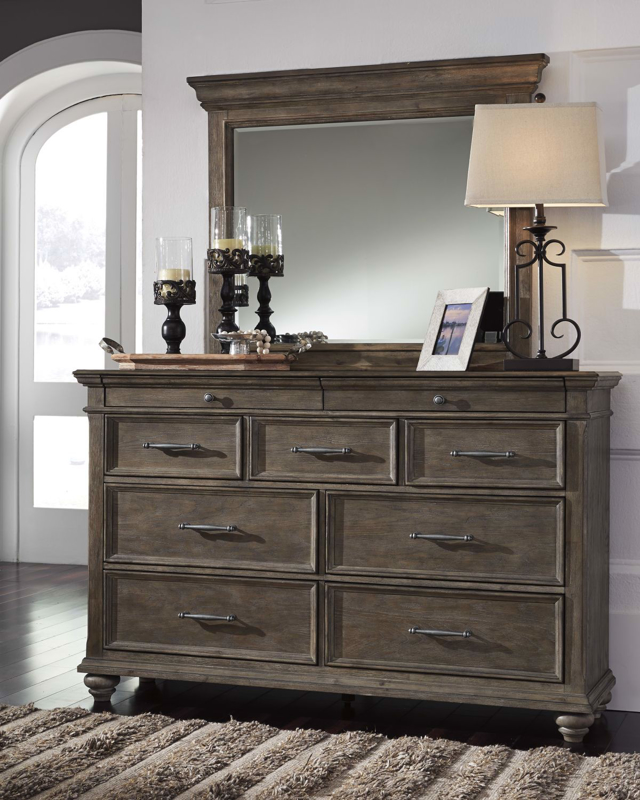 Johnelle Dresser & Mirror