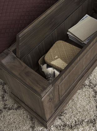 Picture of Johnelle King Size Bed