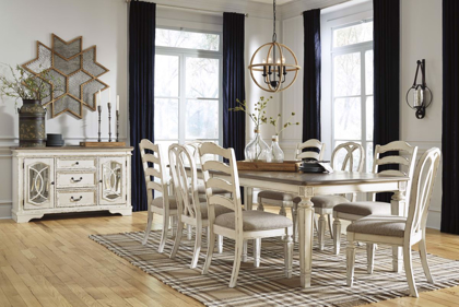Picture of Realyn Table & 8 Chairs