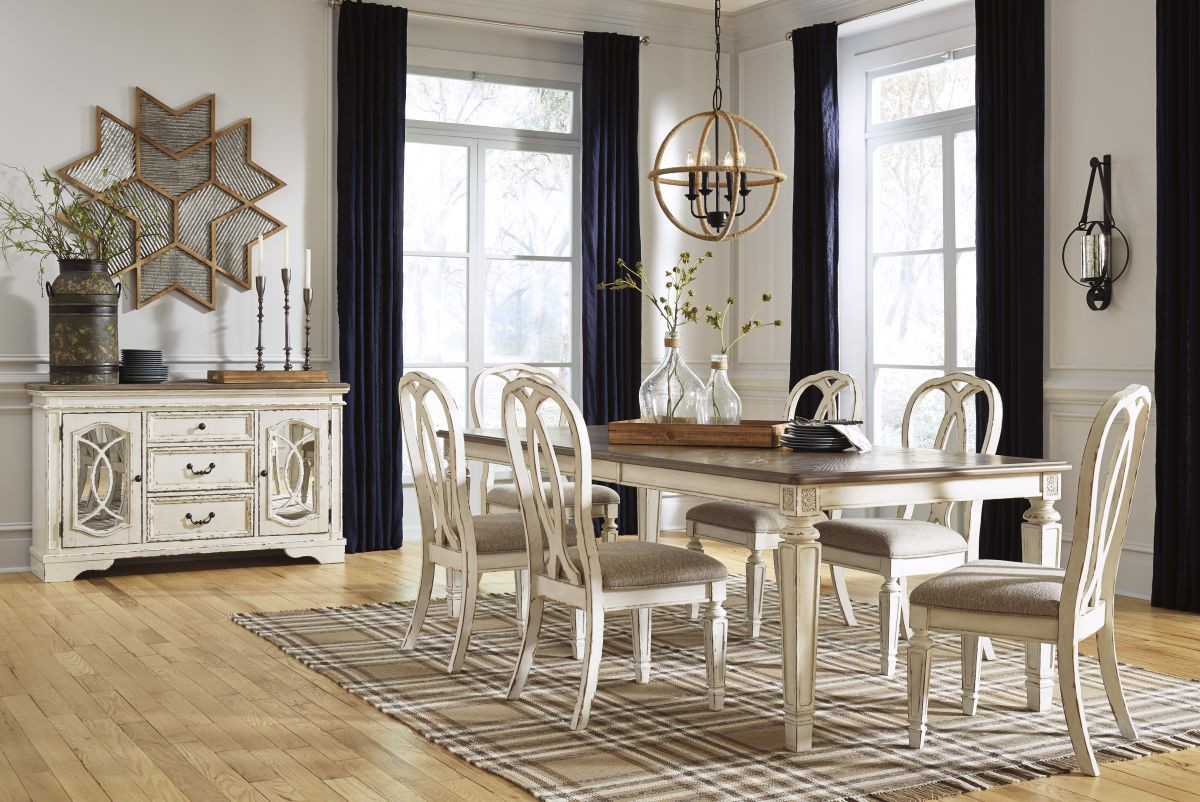 Picture of Realyn Table & 4 Chairs