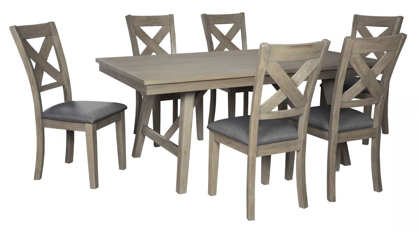 Picture of Aldwin Table & 6 Chairs