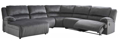 Picture of Clonmel Reclining Power Sectional