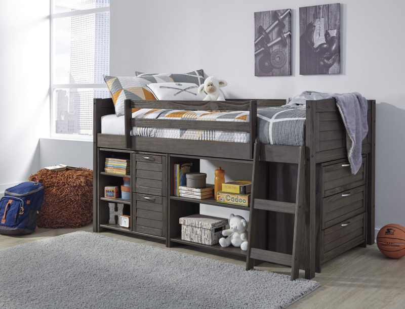 Caitbrook Twin Size Bed