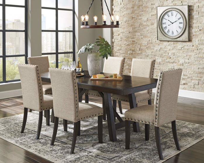 Picture of Rokane Table & 6 Chairs