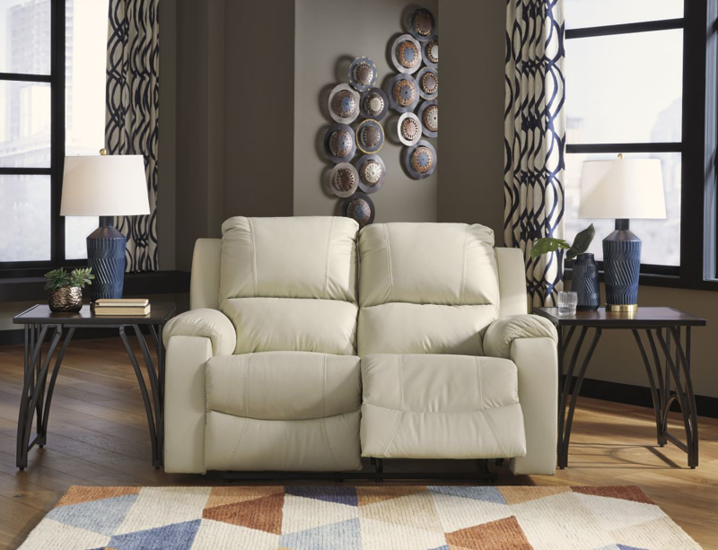 Rackingburg Reclining Power Loveseat