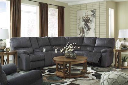 Picture of Urbino Reclining Power Sectional