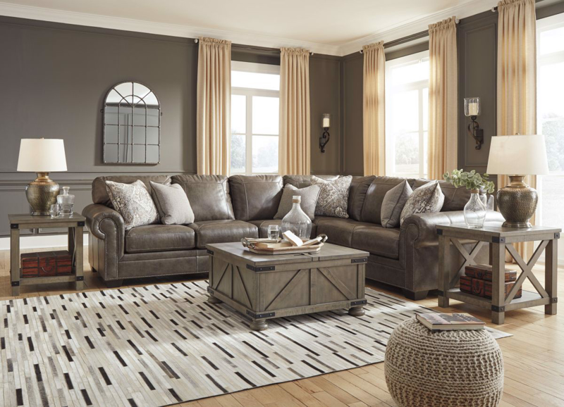 Roleson Sectional