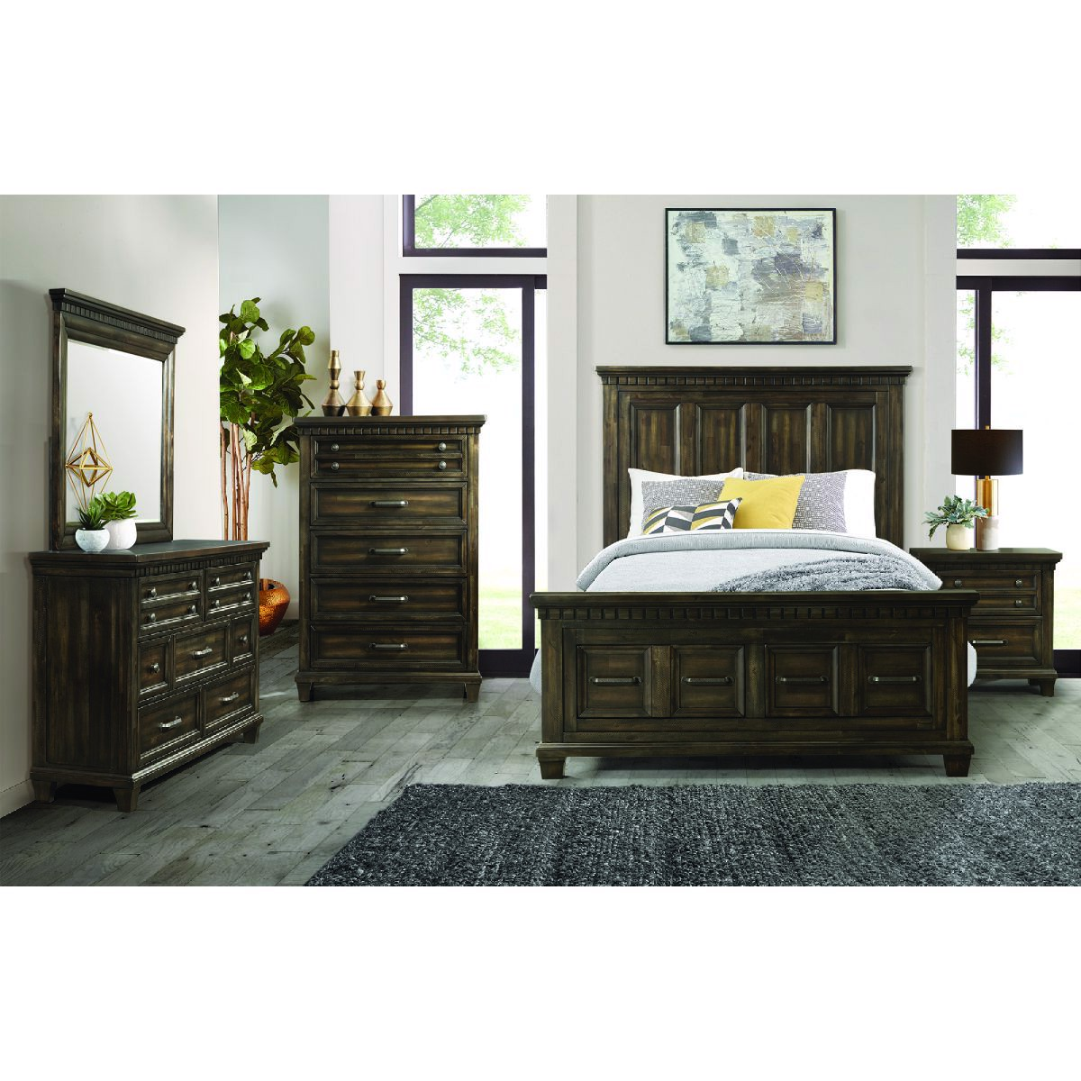 Picture of McCabe Chest of Drawers