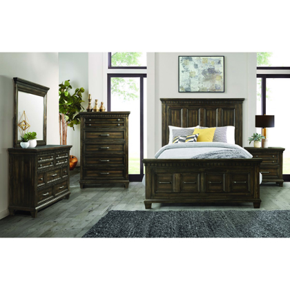 Picture of McCabe King Size Bed