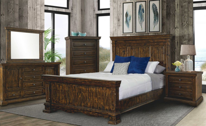 Picture of Condesa King Size Bed