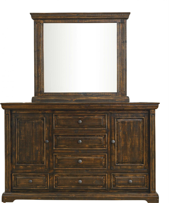 Picture of Condesa Dresser & Mirror