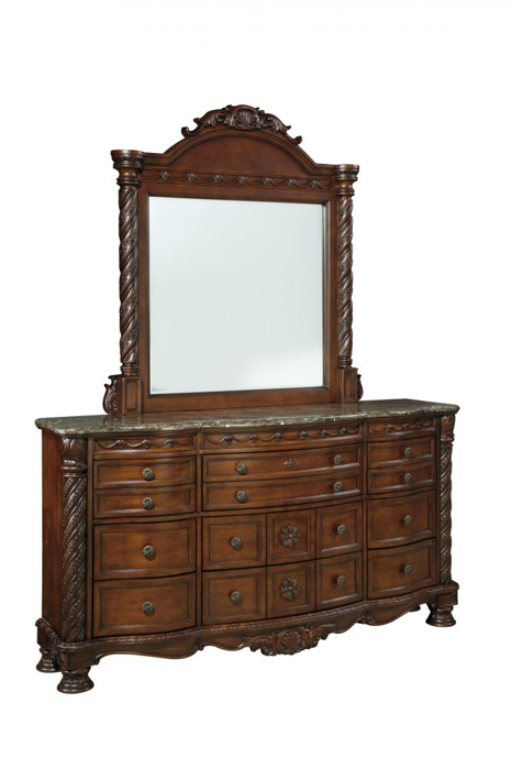 Picture of North Shore Dresser & Mirror