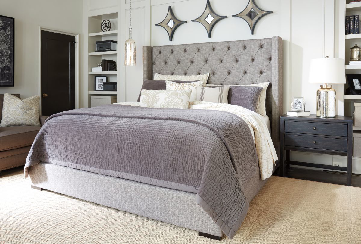 Picture of: Sorinella Queen Size Bed