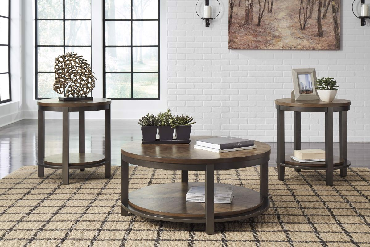 Picture of Roybeck 3 Piece Table Set