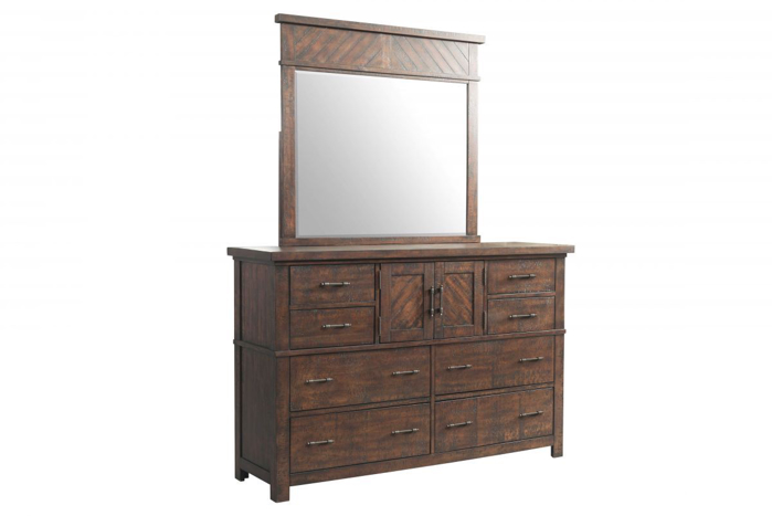 Picture of Jax Dresser & Mirror