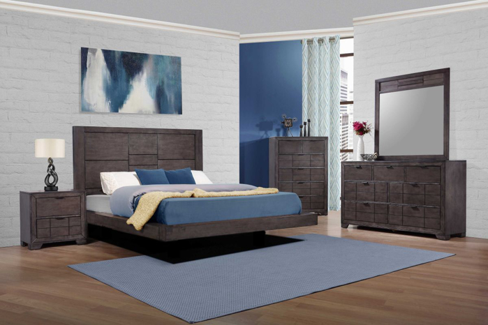 Picture of Logic King Size Bed