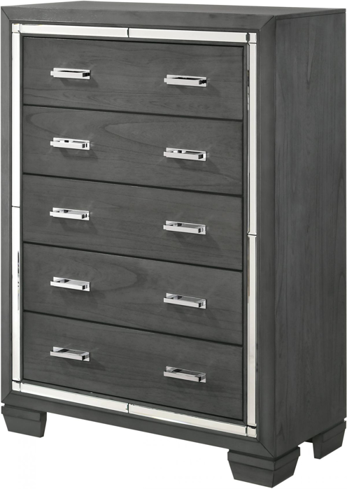 Picture of Titanium Chest of Drawers
