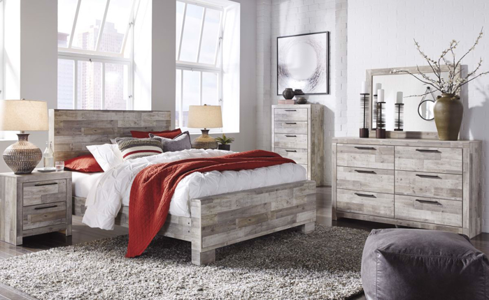 Picture of Effie 5 Piece Queen Bedroom Group