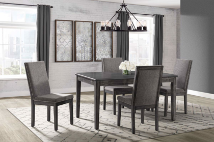 Picture of South Paw Table & 4 Chairs