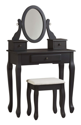 Picture of Huey Vineyard Vanity, Mirror & Stool