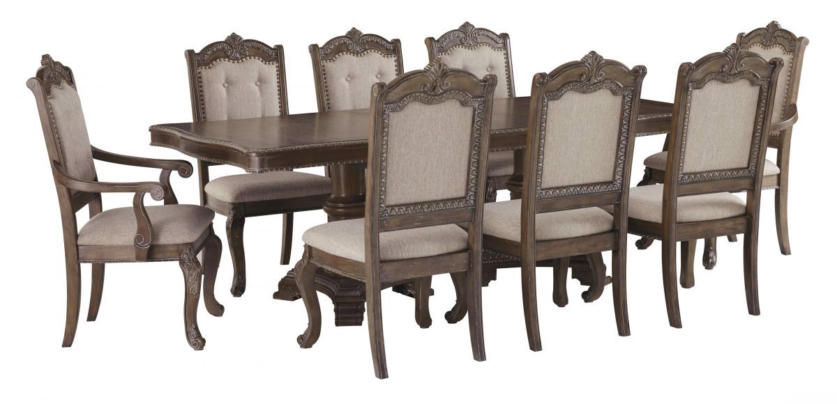 Picture of Charmond Table & 8 Chairs