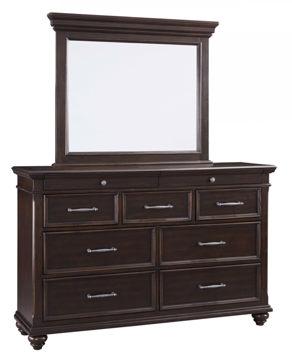 Picture of Brynhurst Dresser & Mirror