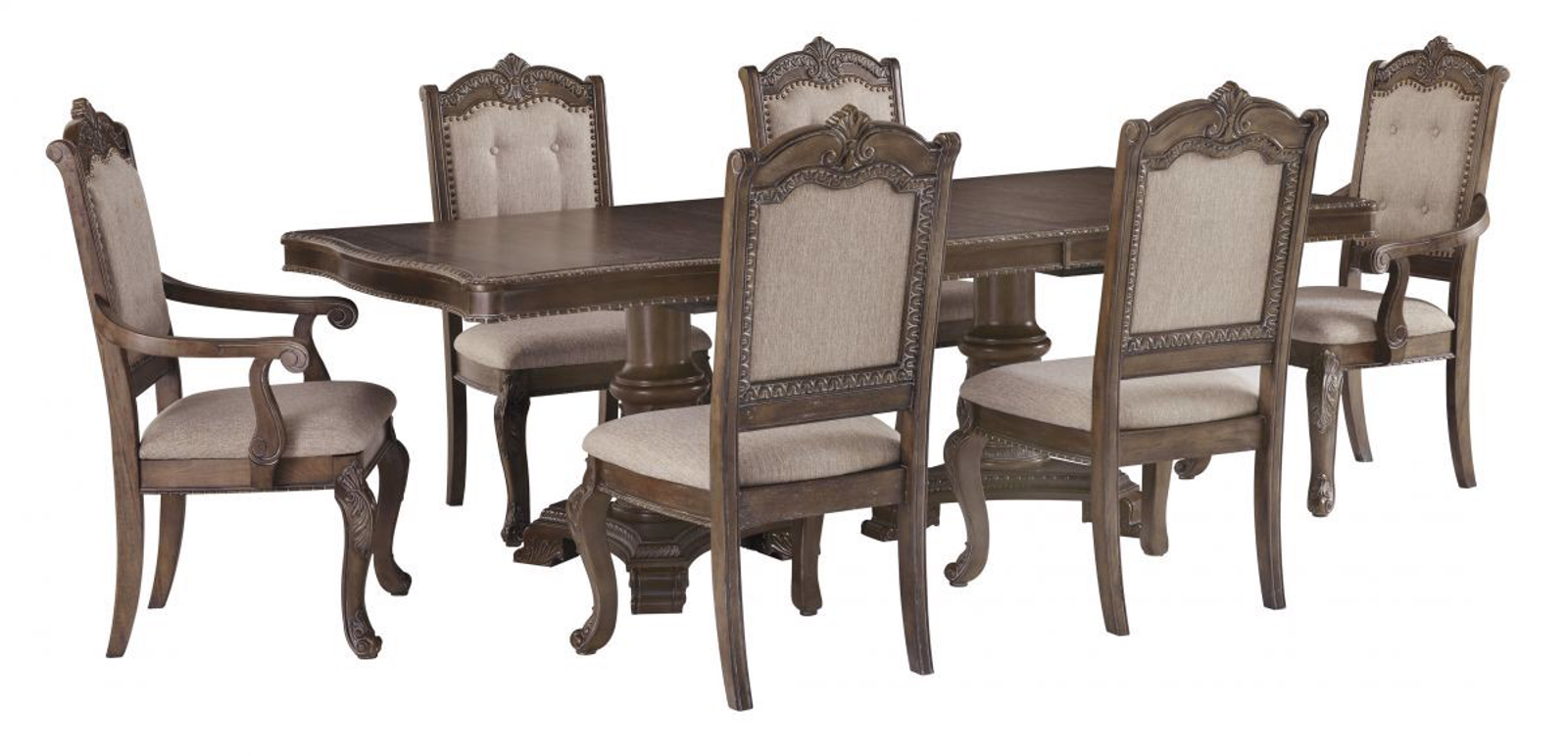 Picture of Charmond Table & 6 Chairs