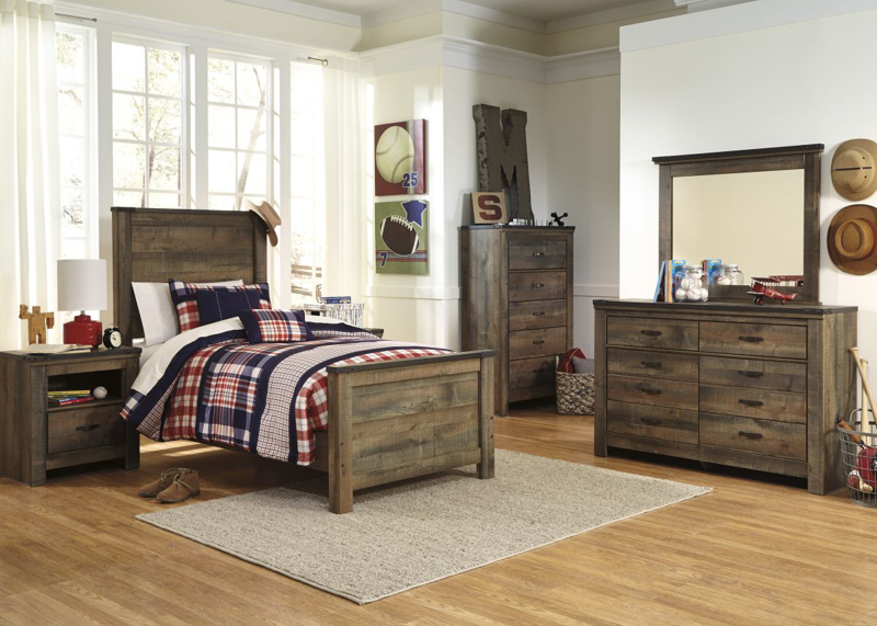 Trinell Twin Size Bed