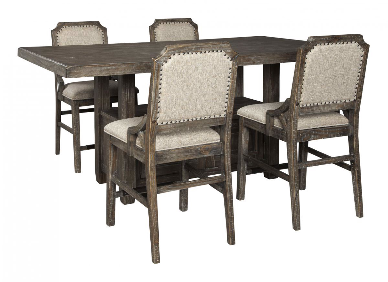 Picture of Wyndahl Pub Table & 4 Stools