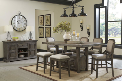 Picture of Wyndahl Pub Table & 6 Stools