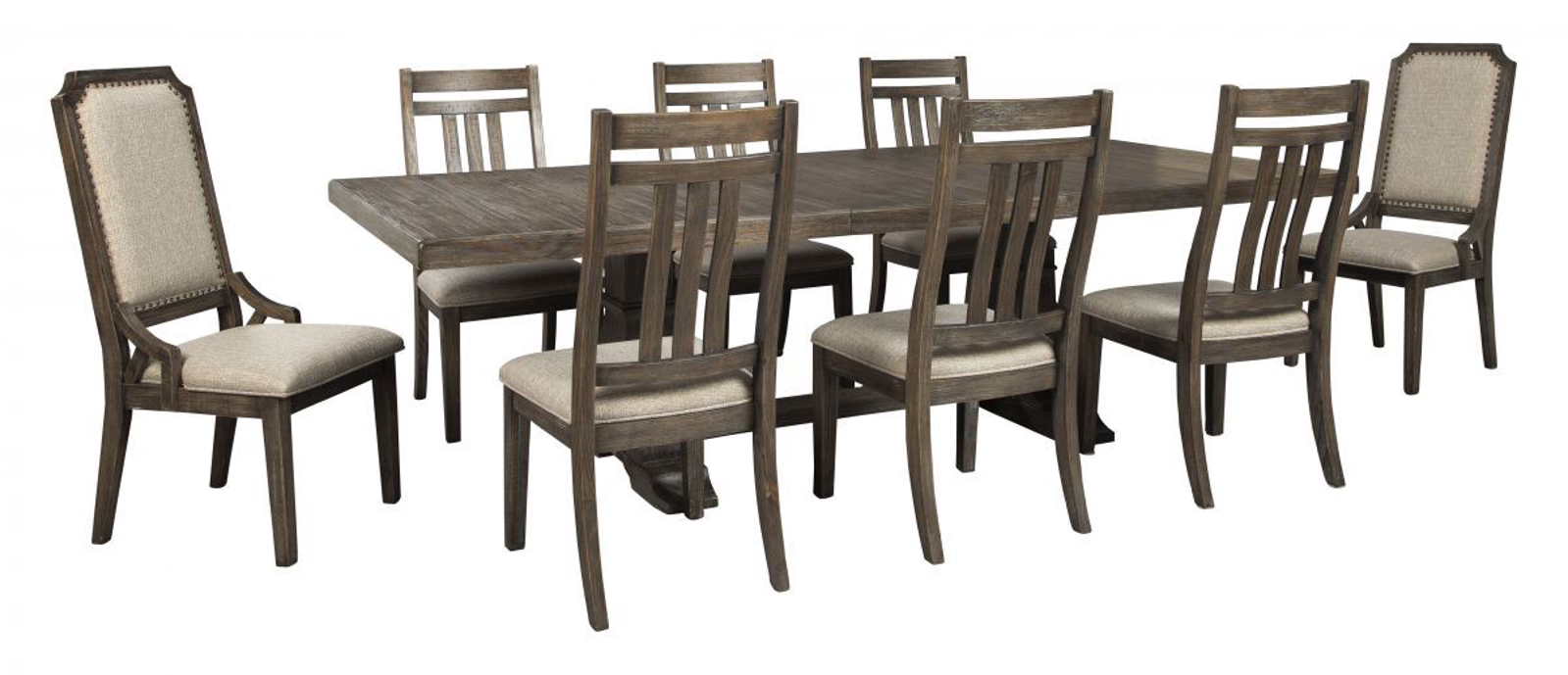 Picture of Wyndahl Table & 8 Chairs