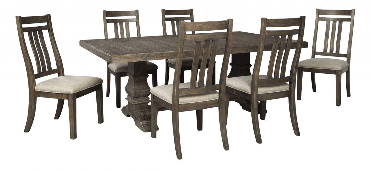 Picture of Wyndahl Table & 6 Chairs
